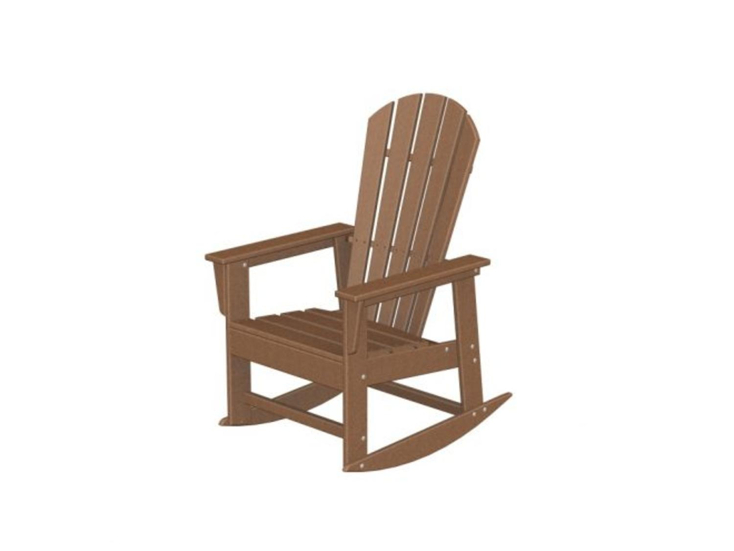 Banana Rocker Chair Recycled Earth Friendly Venice Beach Outdoor Adirondack