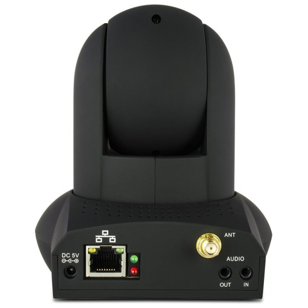 Foscam Fi8910w Pan & Tilt Ip Network Camera With 2- Audio Night Vision - Tanga