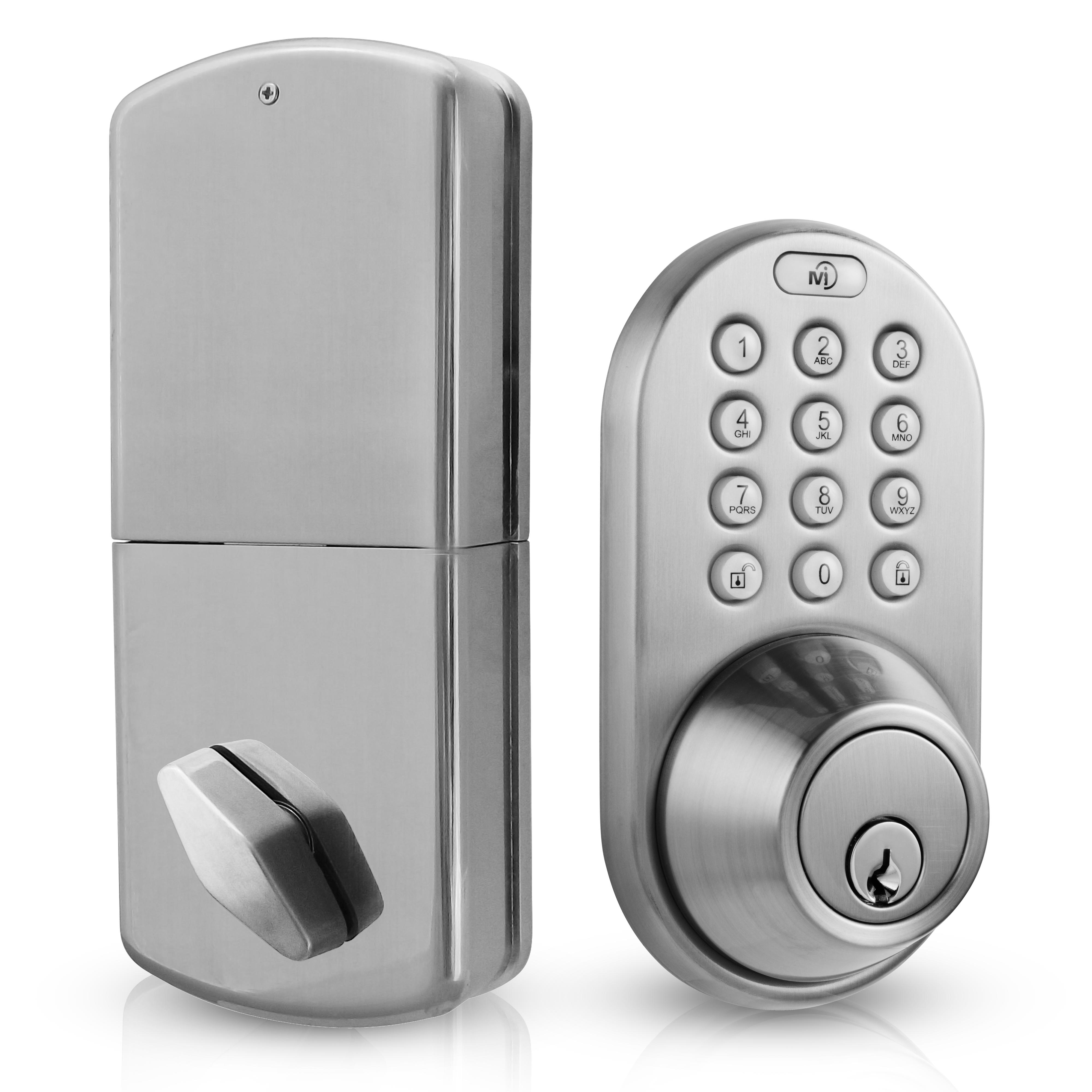 MiLocks Keyless Entry Deadbolt Door Lock