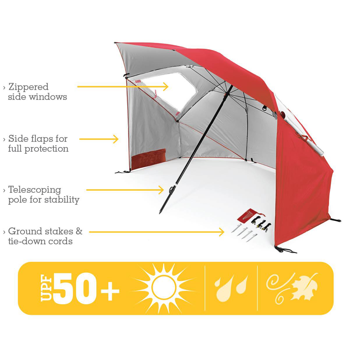 super brella chair white rocking outdoor 2 pack portable weather shelter tanga