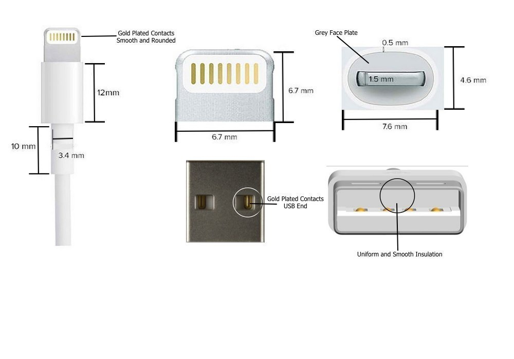 Apple Lightning Connector Wiring Diagram