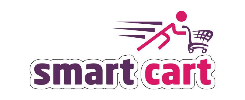 smart cart logo by