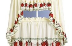 Stylish Curtains For Kitchen That Are Timed Amazingly Perfect