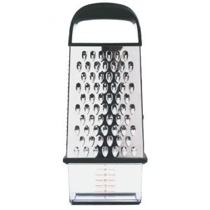 OXO Oxo Box Grater #19036 - Zesters