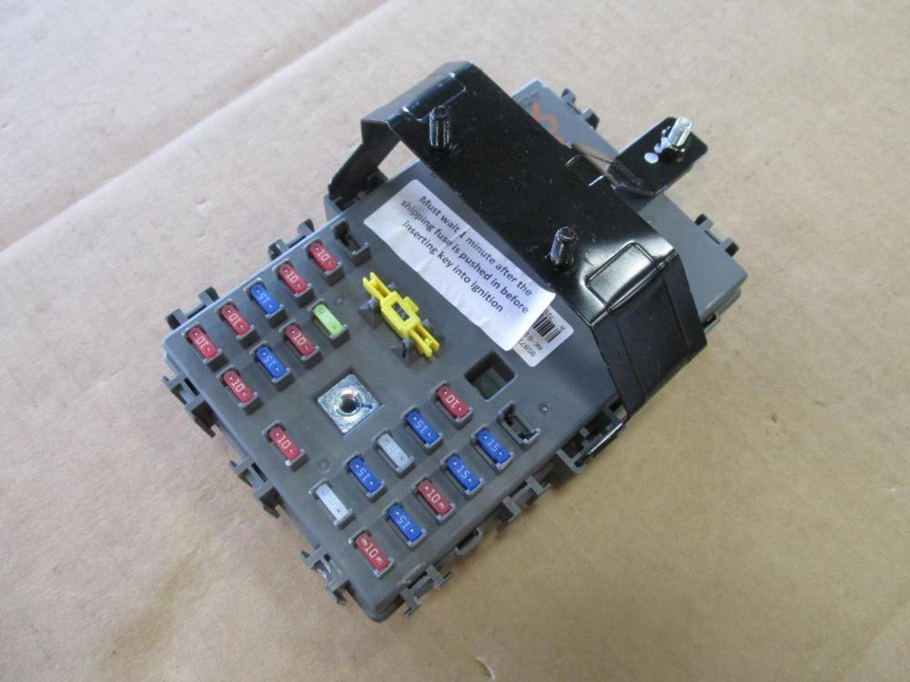 medium resolution of 2011 chevy aveo fuse junction box 95977268 oem ebay 2010 chevy aveo fuse box diagram 2009 chevy aveo fuse box