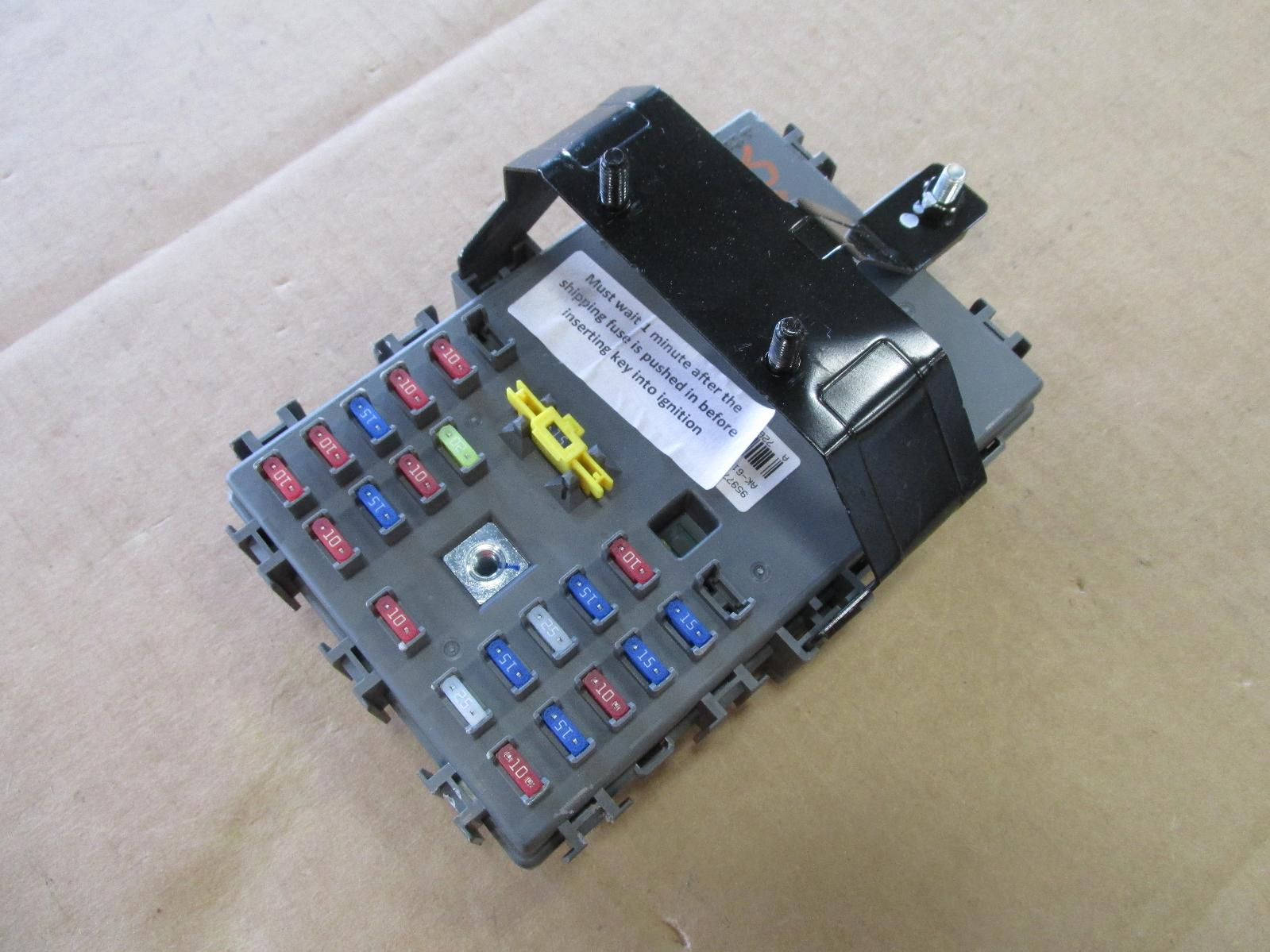hight resolution of 2011 chevy aveo fuse junction box 95977268 oem ebay 2010 chevy aveo fuse box diagram 2009 chevy aveo fuse box