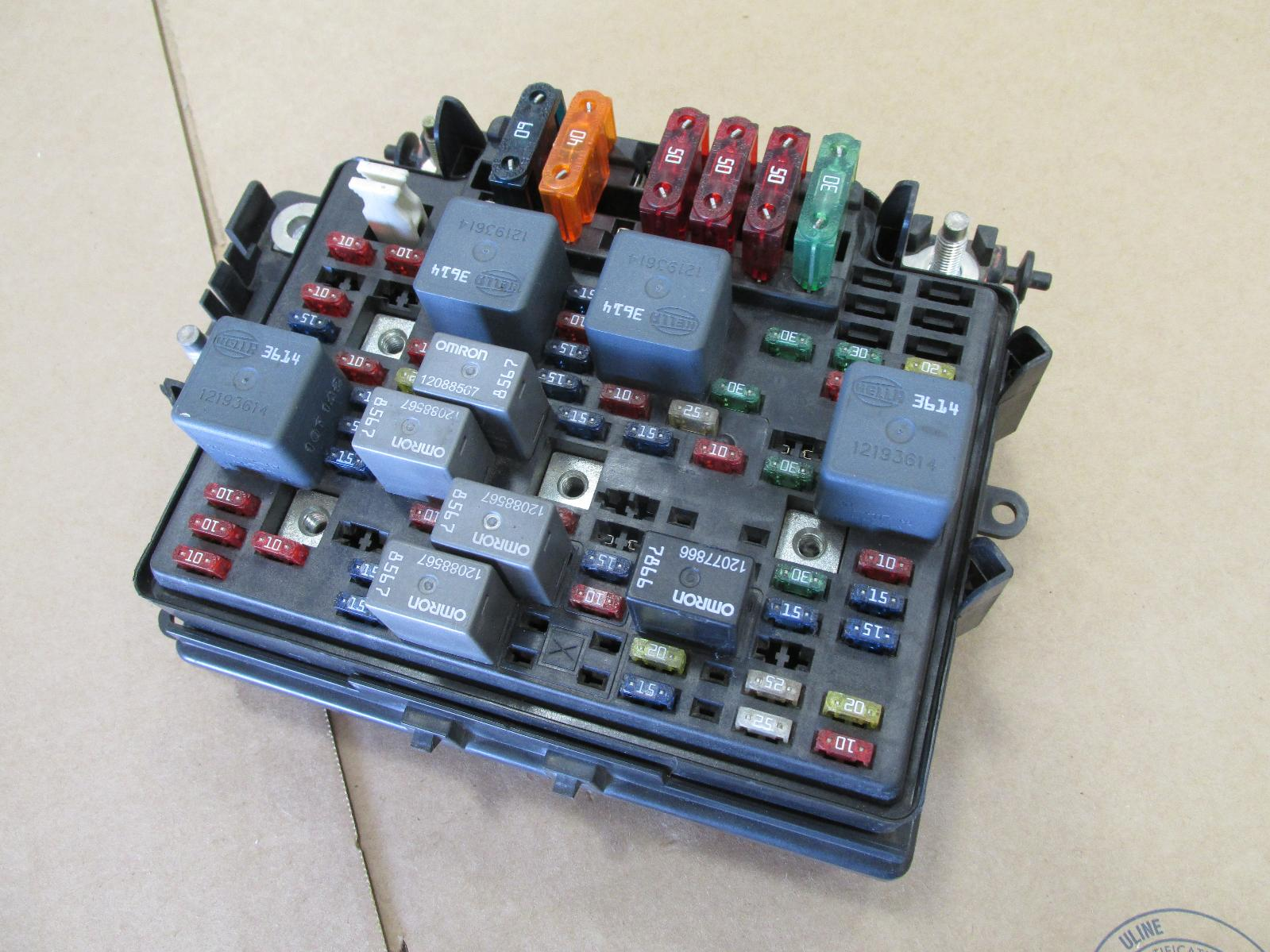 2001 Mazda Miata Fuse Locations Fuse Box Diagram Millenia