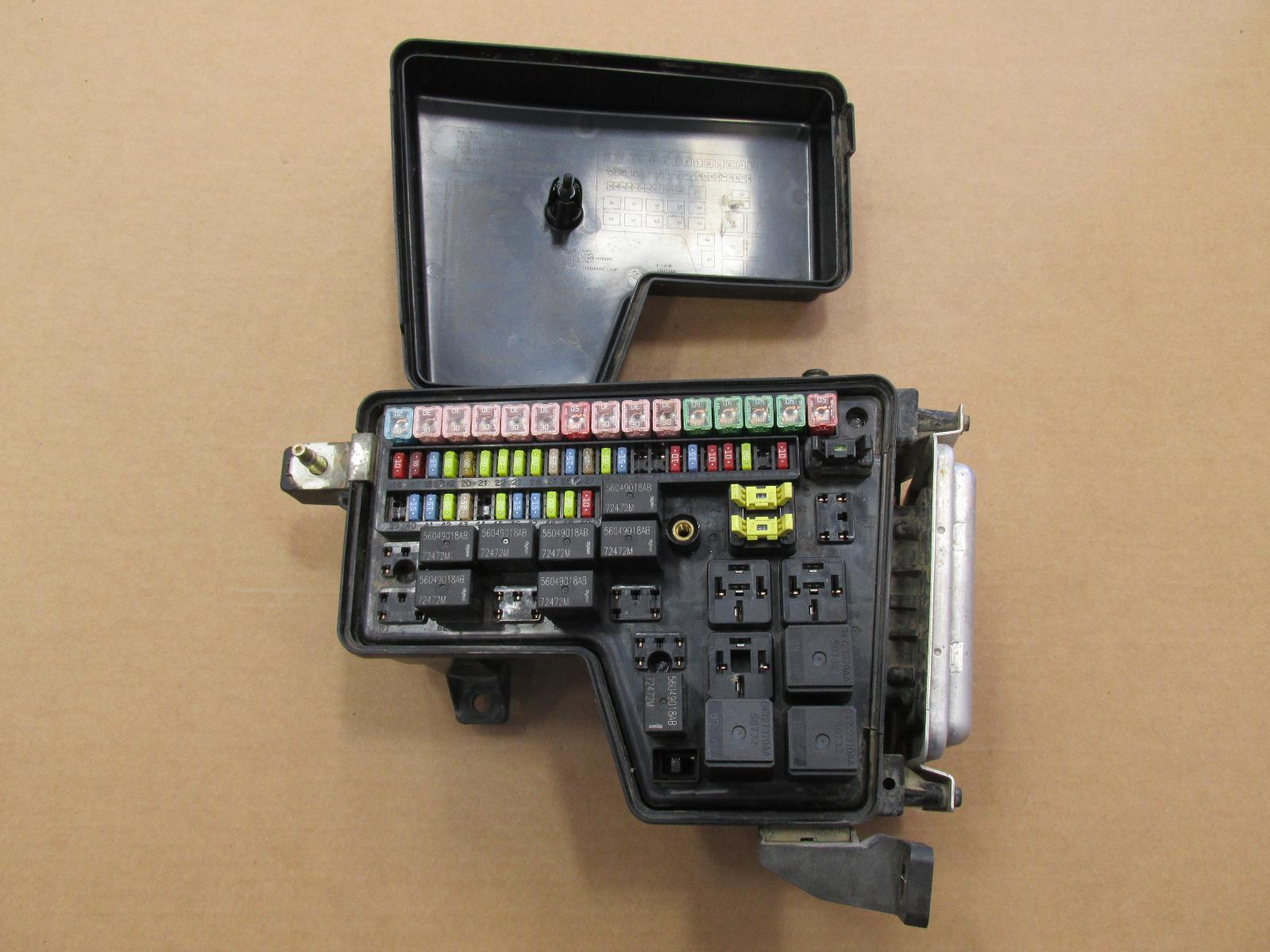 Dodge Truck Fuses Auto Electrical Wiring Diagram 04 Ram 1500 Fuse Box 2004