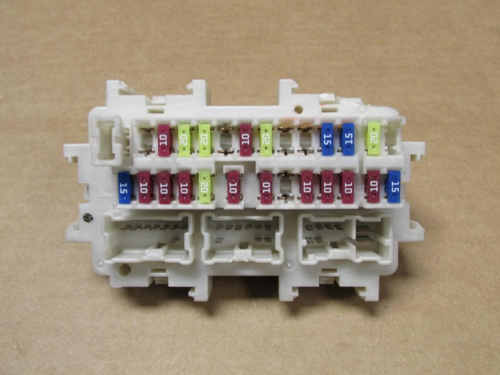 medium resolution of for 2012 nissan maxima fuse box