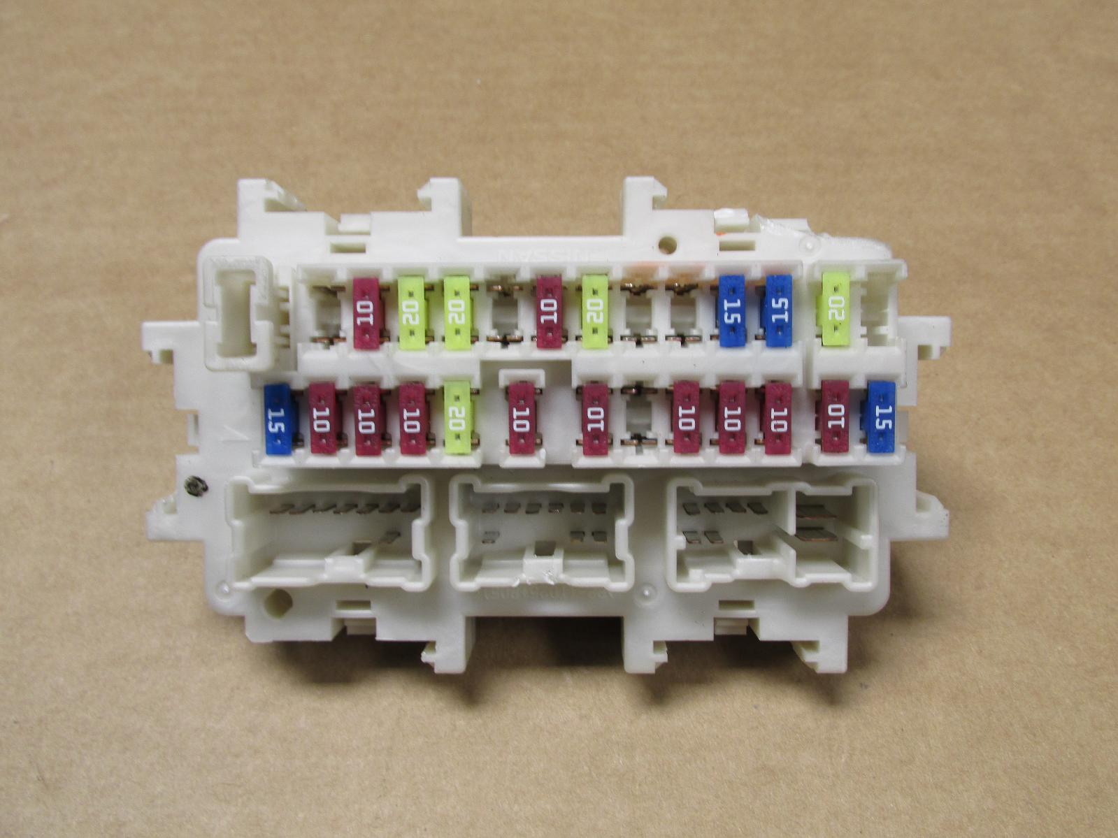 hight resolution of for 2012 nissan maxima fuse box