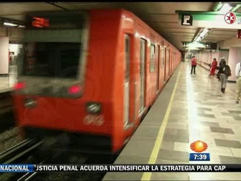 El Metro, a tres pesos para jefas de familia