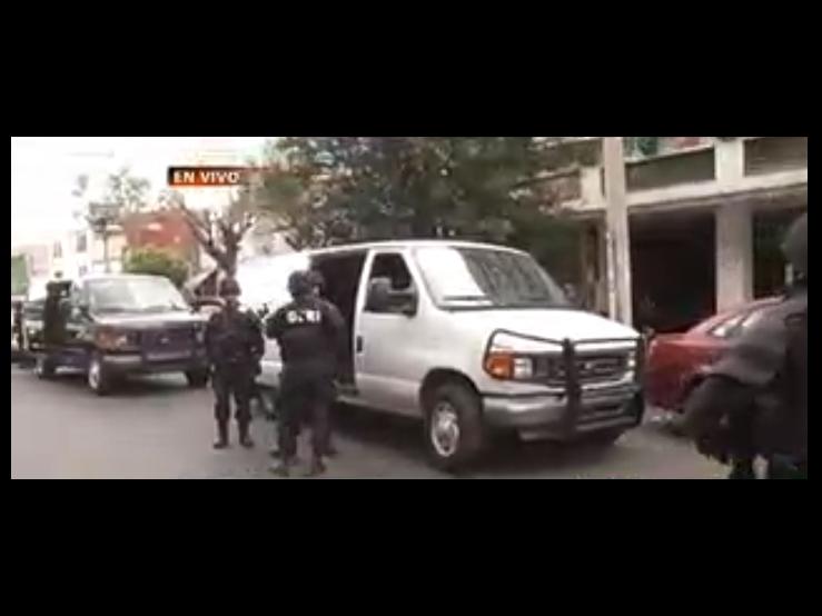 Operativo en Tepito; hay un detenido