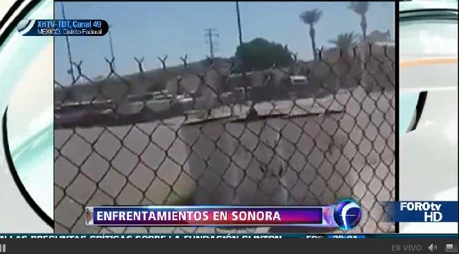 Incinera PGR más de 25 toneladas de marihuana en Sonora