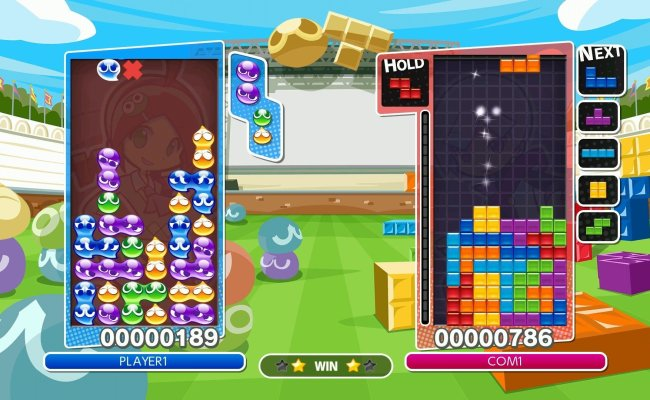 A Beginner S Guide To Puyo Puyo Tetris On The Nintendo
