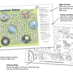 New for Kids This Fall: Activity Pages