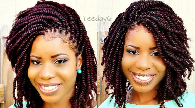 Crochet Braids; How To Do It, The Best Hair To Use And