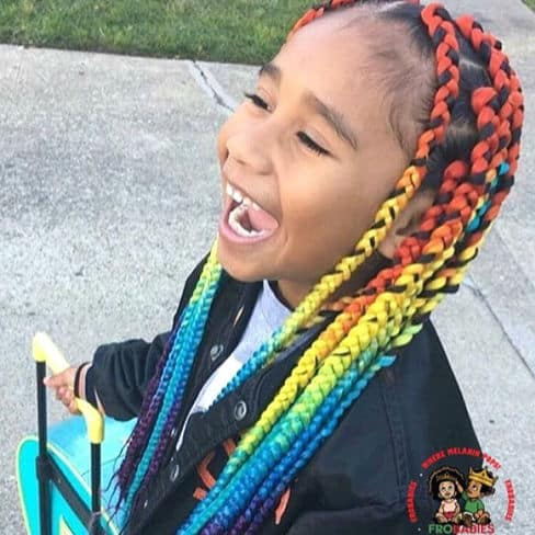 21 Easy Protective Hairstyles For Natural Hair With Images