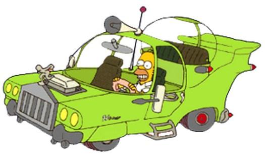 The Homer prototype.