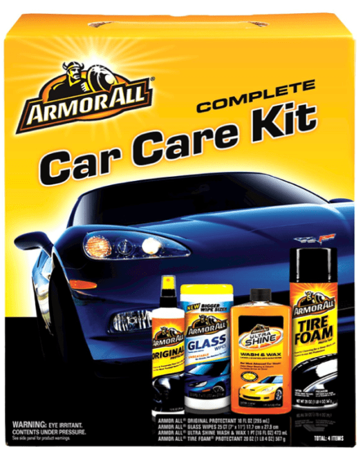 This kit of essentials is great if you already have the tools to do the job and is priced right.