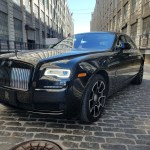 Rare 2017 Rolls Royce Ghost Black Badge Is A 400 000 Apparition