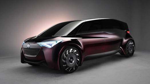 Toyota is looking to add Sumitomo's airless tires to its future fuel-cell vehicle.