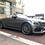 2017 Mercedes Amg C43 Cabriolet Test Drive Review A Saner And Thus Weirder Amg