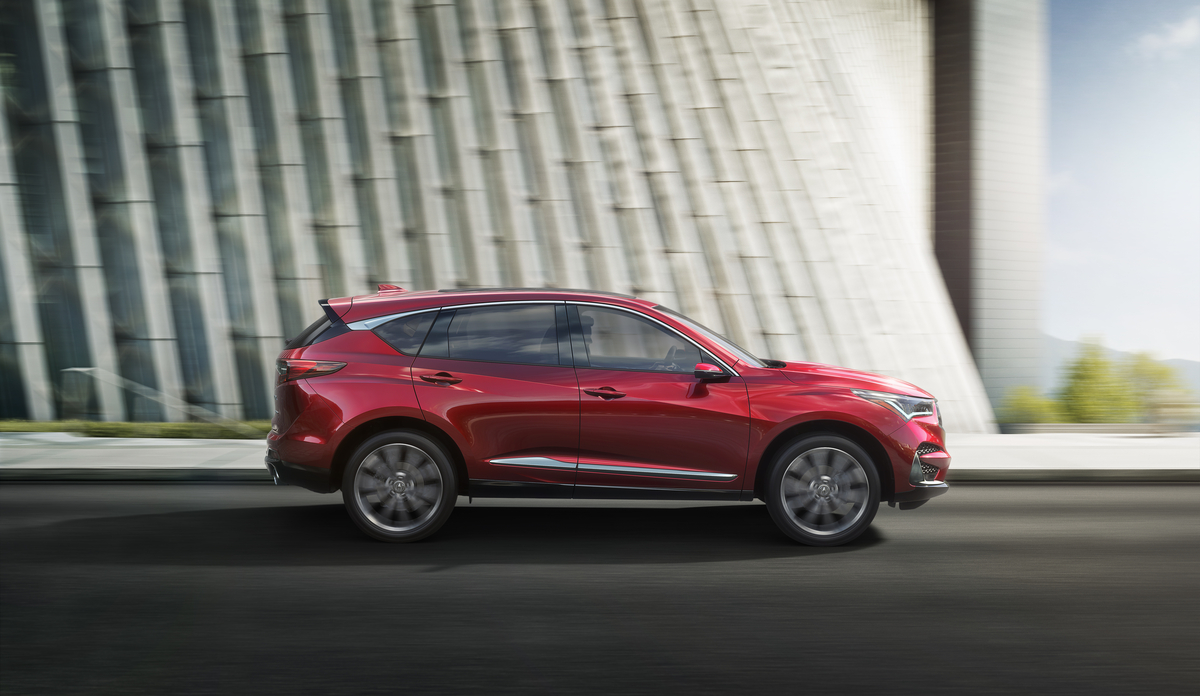 the 2019 acura rdx turbos touchpads and torque vectoring