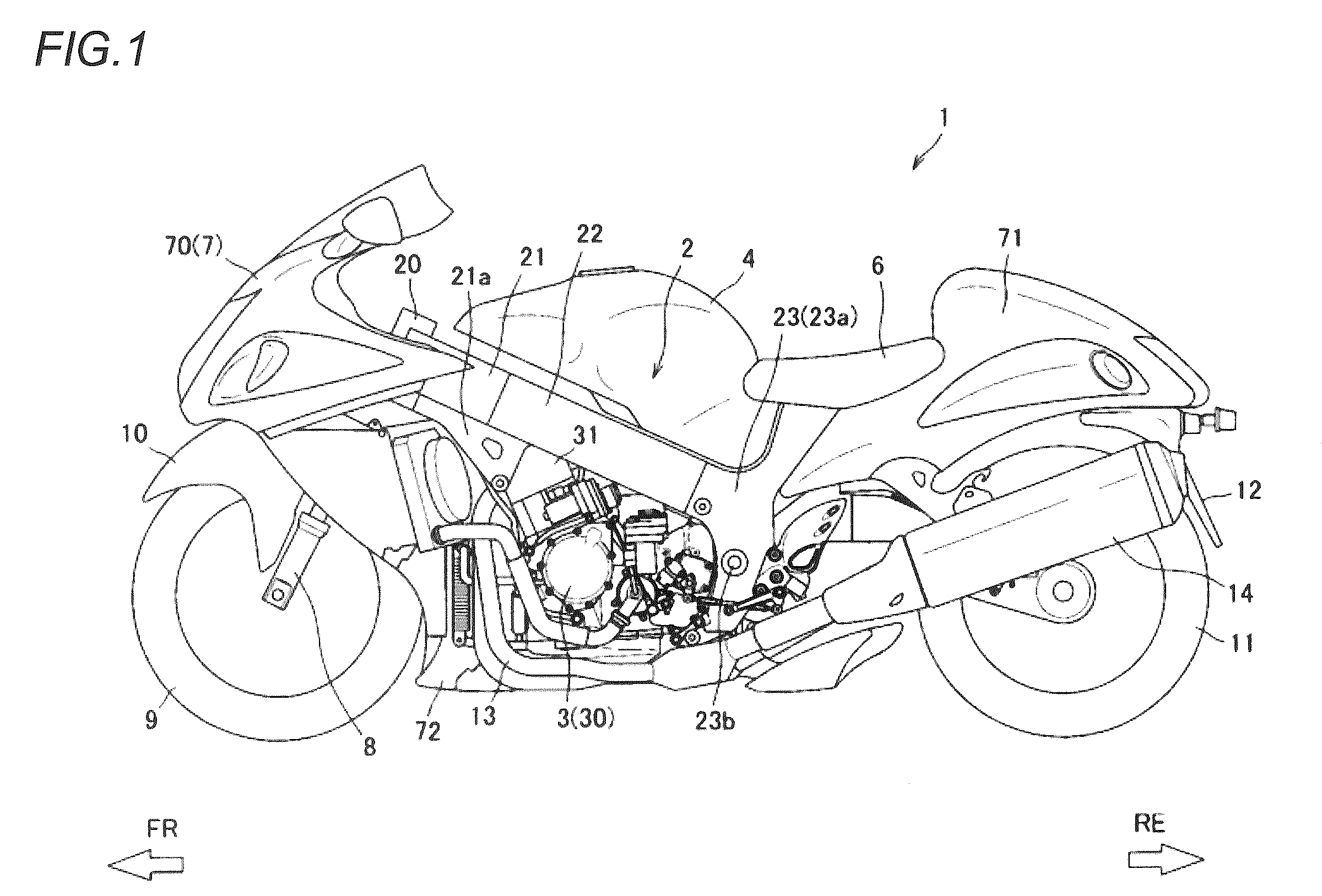 Suzuki Patents Suggest Semi-Automatic Hayabusa