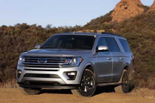 2018 Ford Expedition.