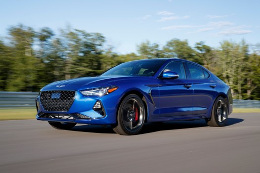 Genesis G70 3.3T is the definition of an up-and-comer