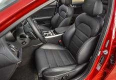 2019 Kia Stinger GT Front Seats