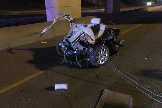 Colorado Driver Ejected From Car, Flees Scene of Gruesome One