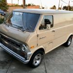 This Funky 1972 Ford Econoline For Sale Is Packing A Built 5 0l V 8