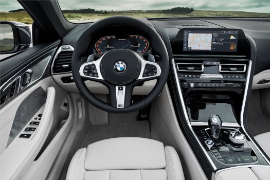 Interior mostly brings the goods, including excellent seats and the latest tech