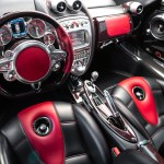 Check Out This Red Carbon Pagani Huayra You Probably Can T Afford