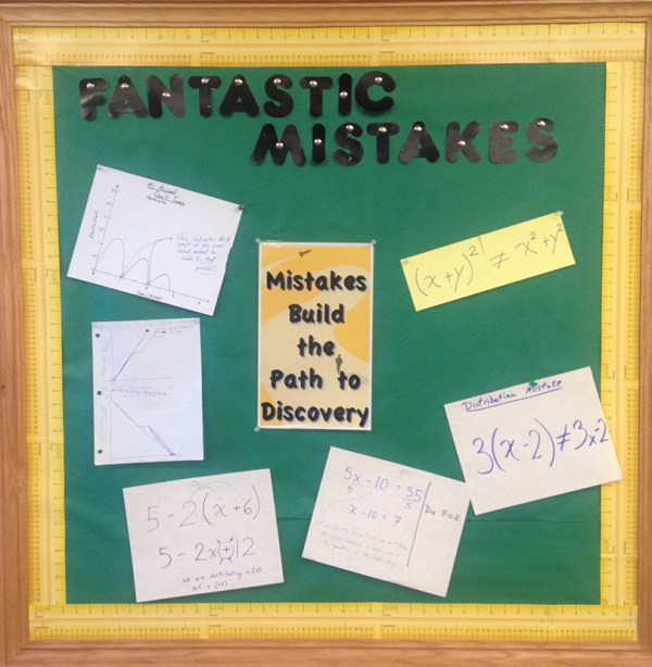 Finding Success In Failure Stem Educators Student