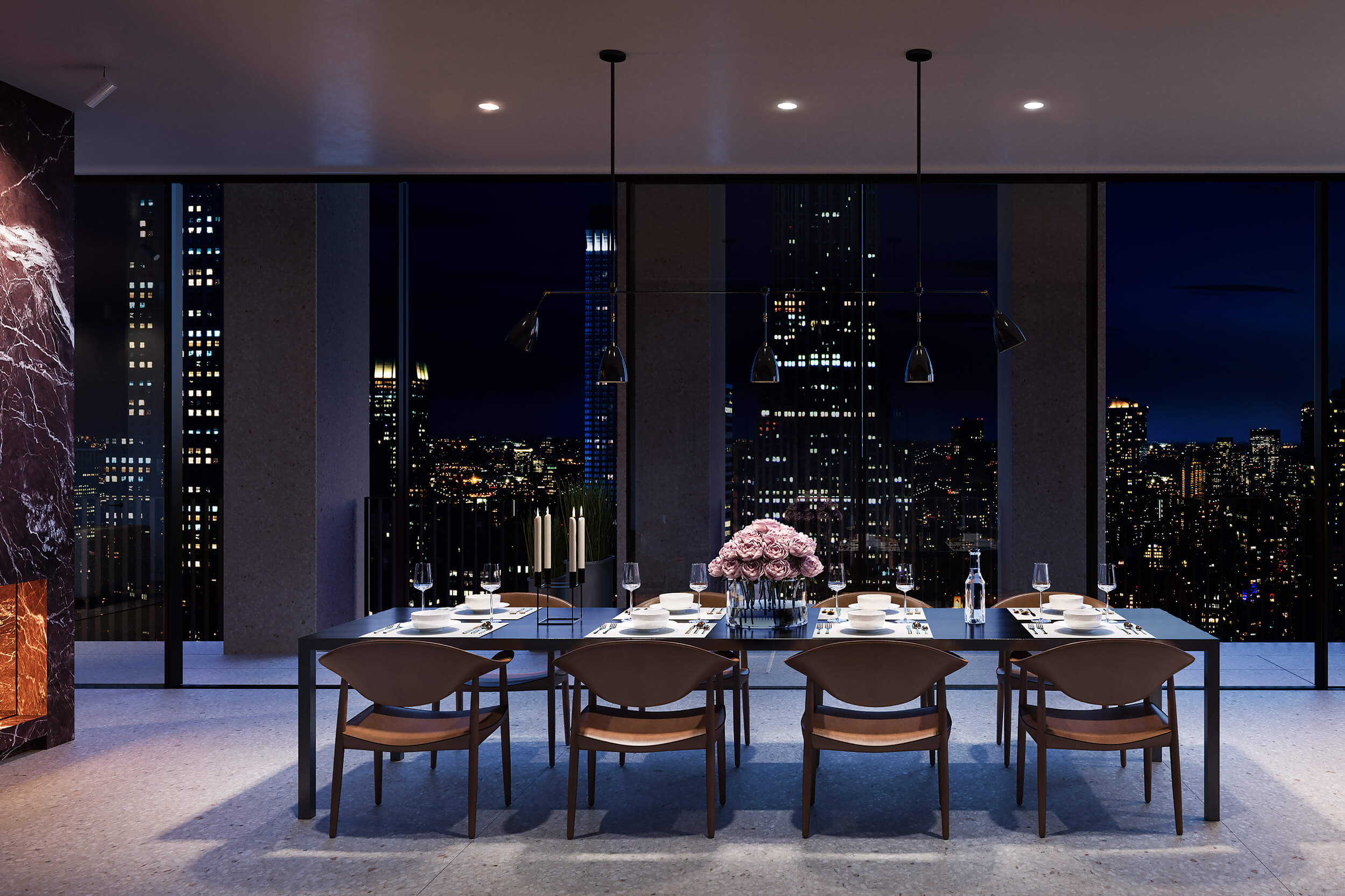Midtown Luxury Condos Amp Penthouses The Bryant Residences