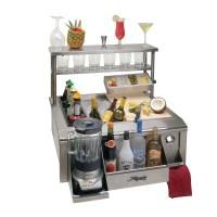 Alfresco 4 Bottle Wells & Holder Tray for Main Sink, Speed ...