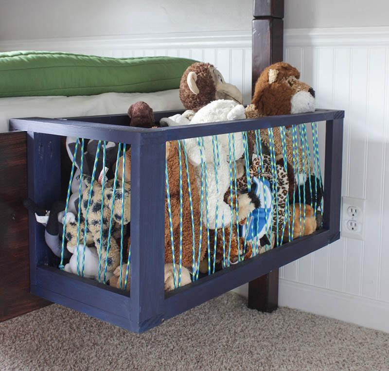 22 Stuffed Animal Storage Ideas Hacks For Your Kids Room