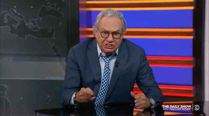 lewis black healthcare daily show bill cassidy