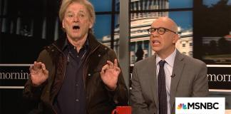 bill murray snl steve bannon fred armisen michael wolff