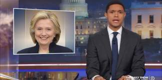 trevor noah hillary clinton sexual abuse cover-up