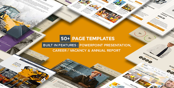 BILLIO V1.0.9 – MULTIPURPOSE COMPANY WORDPRESS THEME