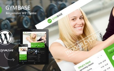 GYMBASE V11.0 – RESPONSIVE GYM FITNESS TEMPLATE