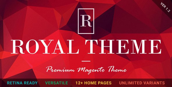 Download ROYAL v1.2 – Fluid Responsive Magento Theme 2016