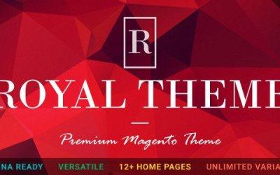 Download ROYAL v1.2 – Fluid Responsive Magento Theme 2016