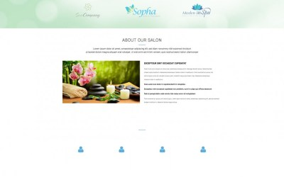 AT SPA – Sauna Joomla Template – Free Jommla! template