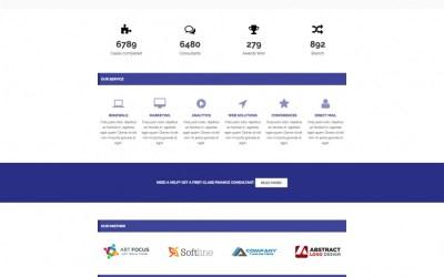 LT Company Free Business / Company Joomla template – Free Jommla! template