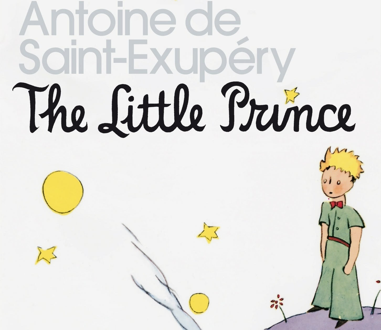 4 Lessons From The Book The Little Prince By Antoine De