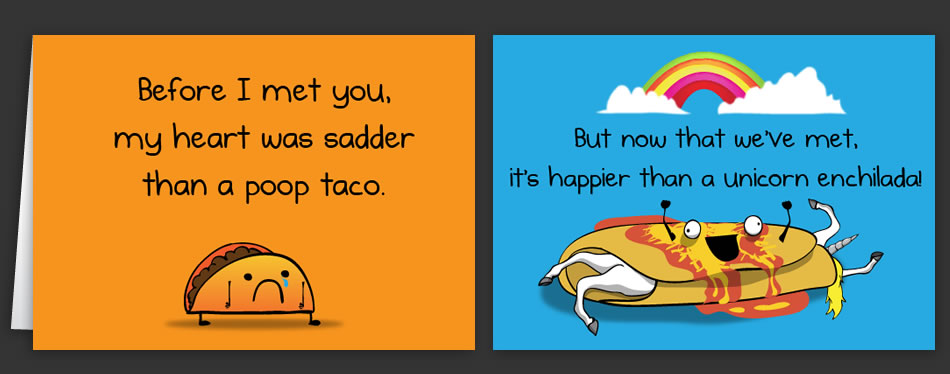 Horrible Cards Love And Valentines Day Cards By The Oatmeal